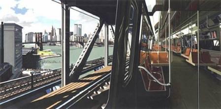D Train. 1988.